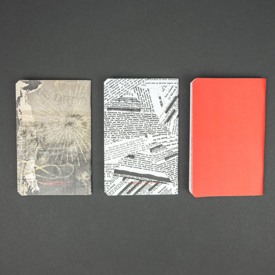 General Store - Nomad Notebooks - Conspiracy Pack