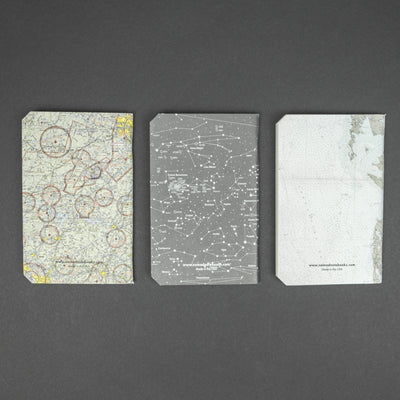General Store - Nomad Notebooks - Sea+Air+Space Pack