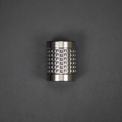 General Store - Nottingham Tactical Knurled Shot Glass - Titanium