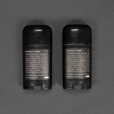 General Store - Pre-Order: Misc. Goods Co. Natural Deodorant (Pre-Order Ends 2/22, Ships Early April)