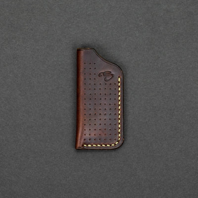 General Store - Pre-Order: Savitsky Designs BIC Lighter Sheath - Horween Leather (Pre-Order Ends 10/12, Ships Mid-November)