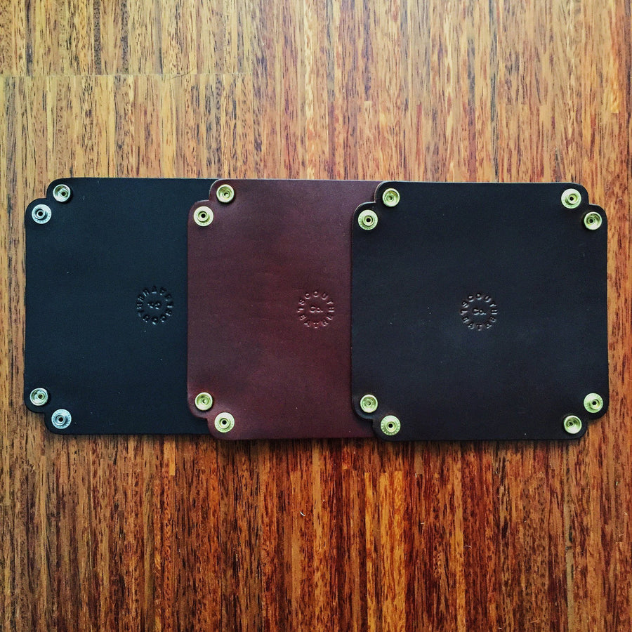 Scout Leather Co. Mini Valet Tray