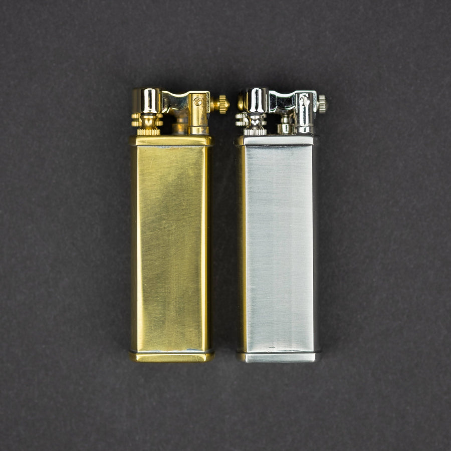 General Store - Tsubota Pearl Bolbo Petrol Lighter - Brass