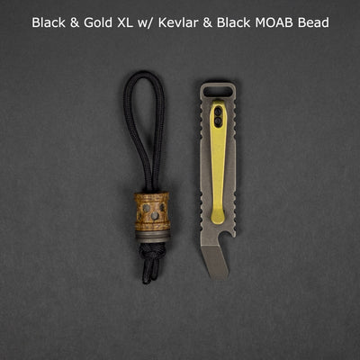 Keychains & Multi-Tools - Combat Beads Prybar And Bead Combo