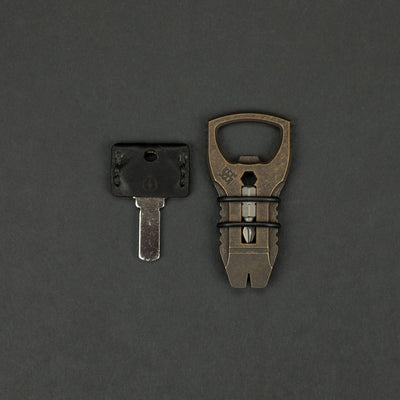 Keychains & Multi-Tools - Koch Tools Pry-of-Sorts - Bronze (Exclusive)