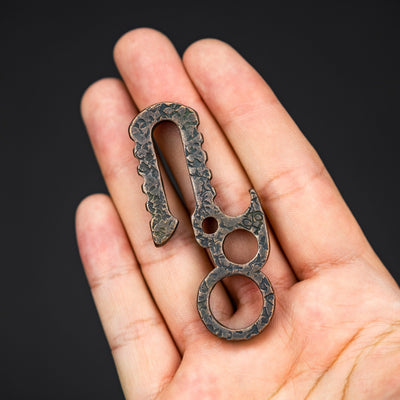 Keychains & Multi-Tools - Koch Tools Treble Dangler - Copper