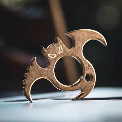 Keychains & Multi-Tools - Maulini Mob Marauder V2 - Bronze (Exclusive)