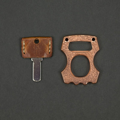 Keychains & Multi-Tools - Pre-Owned: Burnley Cypop Copper Native (Custom)