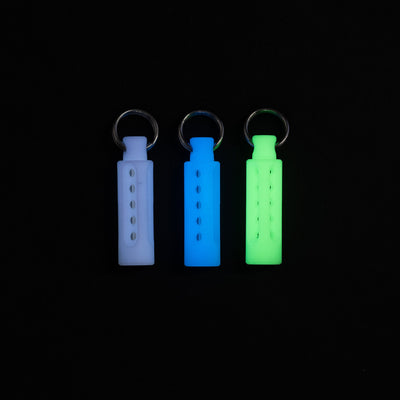 Keychains & Multi-Tools - Pre-Owned: Jordan Metal Art HyperGlow Keychain Lantern