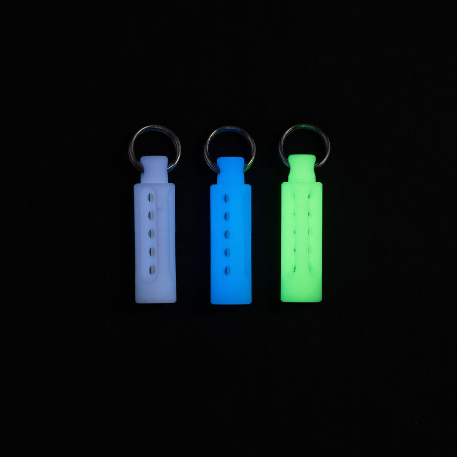 Pre-Owned: Jordan Metal Art HyperGlow Keychain Lantern