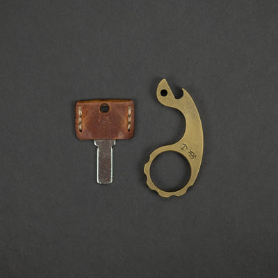 Keychains & Multi-Tools - Pre-Owned: VoxDesign Hold Fast Snailor - Brass (Custom)