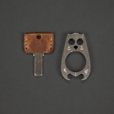 Keychains & Multi-Tools - Pre-Owned: VoxDesign Orwell - Stainless Steel (Custom)