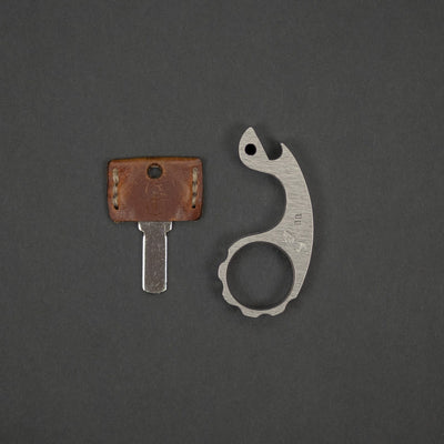 Keychains & Multi-Tools - Pre-Owned: VoxDesign Thick Road Runner Snailor - Stainless Steel (Custom)