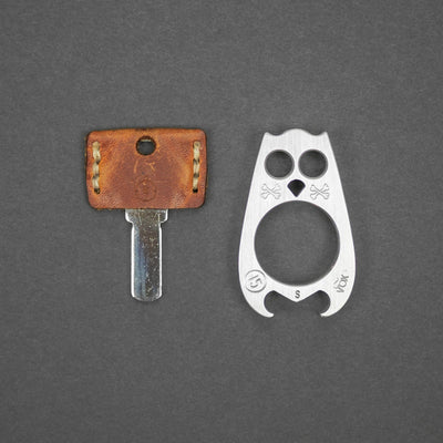 Keychains & Multi-Tools - Pre-Owned: VoxDesign Vox Orwell - Marine Steel (Custom)