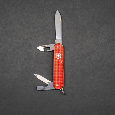 Victorinox Swiss Army Knife Alox - Berry Red (2018 Limited Edition)