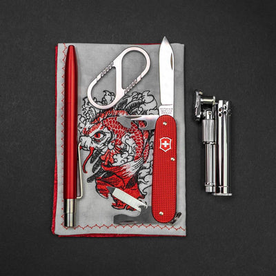 Victorinox Swiss Army Knife Alox - Berry Red