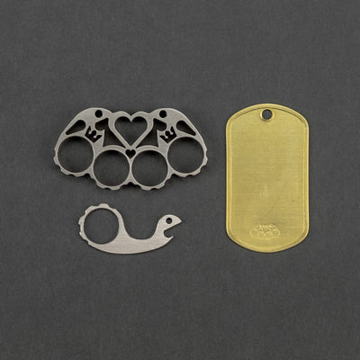 Keychains & Multi-Tools - VoxDesign Keyring Set (Custom)
