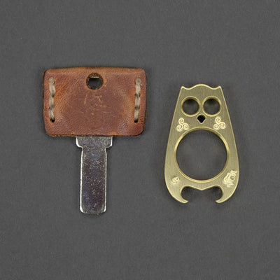 Keychains & Multi-Tools - VoxDesign Satin Tiny Orwell - Brass (Custom)