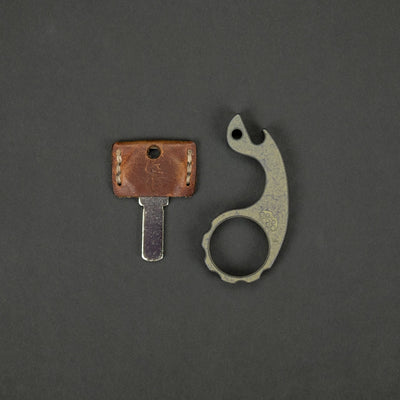 Keychains & Multi-Tools - VoxDesign Snailor - Double Anodized Titanium (Custom)