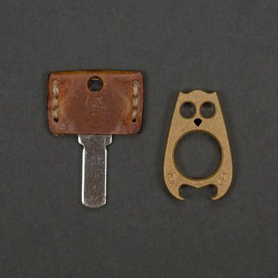 "Keychains & Multi-Tools - VoxDesigns 1/4"" Tiny Orwell - Bronze"