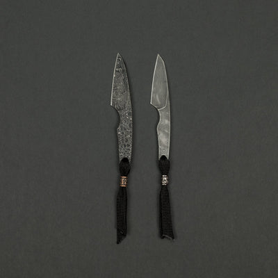 Knife - Brad Mock Knives Killmouse - Damascus