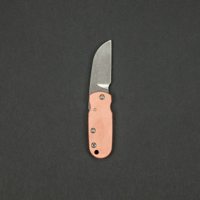 Knife - Brian Fellhoelter Frikky - Copper
