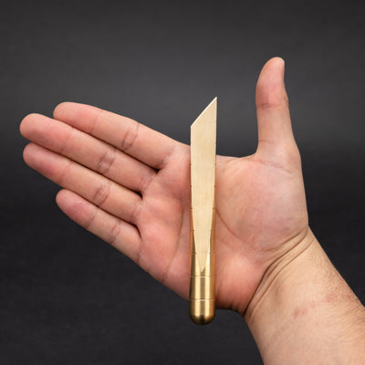 Knife - Craighill Desk Knife - Brass