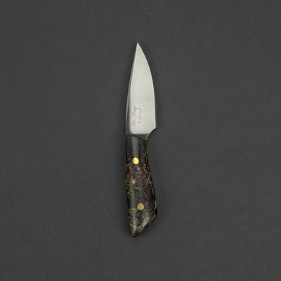 Knife - DeYong #1337 - Forest Floor (Custom)