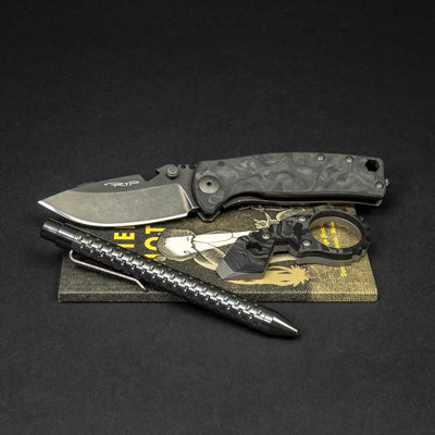 Knife - DPx HEST/F Urban - Marbled Carbon Fiber (Exclusive)