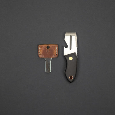 Knife - J Bergman Knives Brew Tool / Kiridashi Combo Set (Custom)