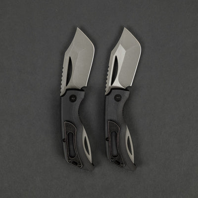 Knife - Koch Tools KTC2 - D2 & Black G10