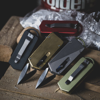 Knife - M3 Tactical Rogue OTF - M390