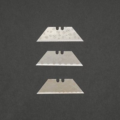 Knife - McNees Lasered Razor Blade - 3 Pack