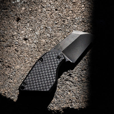 Knife - Menovade STUFF M2 - Carbon Fiber