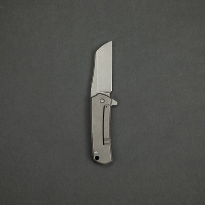 Knife - NCC Knives IMP - Black Micarta (Custom)