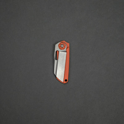 Knife - Nick Chuprin Pod - Orange - G10