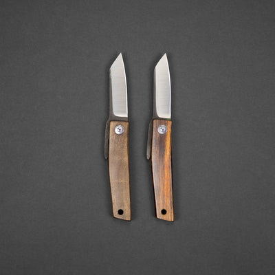 Knife - Ohta Knives FK5 Friction Folder (Custom)