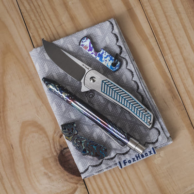 Knife - Pat Hammond / Alliance Designs Scout - Titanium