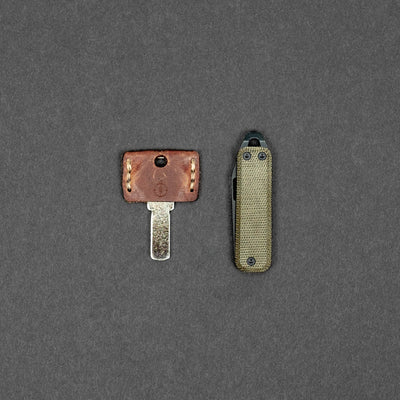 Pre-Order: James Brand Elko - OD Green Micarta (Exclusive)