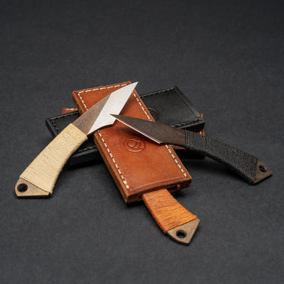 Knife - Pre-Order: Origin Handcrafted Goods Sawyer Kiridashi Knife (Pre-Order Ends 11/9, Ships Early December )