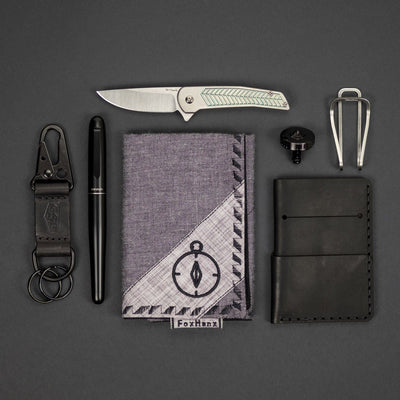 Knife - Pre-Order: Pat Hammond Scout - Titanium (Limited) (Ships End Of March)