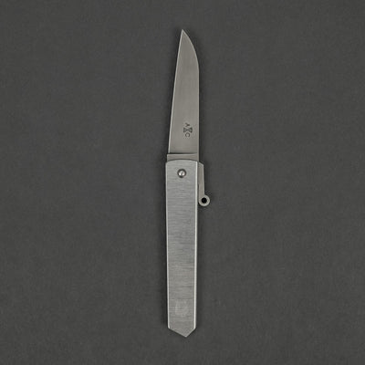 Knife - Pre-Owned: Andersson & Copra Urban Husky - Steel (Custom)