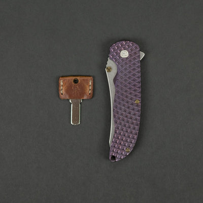 Knife - Pre-Owned: Grimsmo Knives Norseman #2294 (Custom)