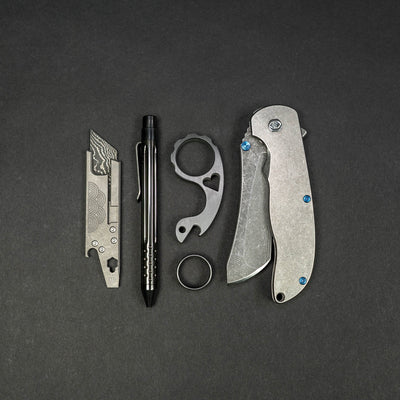 Knife - Pre-Owned: Grimsmo Norseman #1065 (Custom)