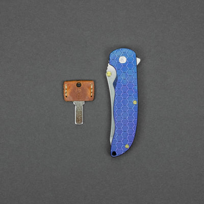 Knife - Pre-Owned: Grimsmo Norseman #1329 (Custom)