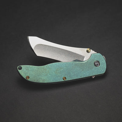 Knife - Pre-Owned: Grimsmo Norseman #2048 (Custom)
