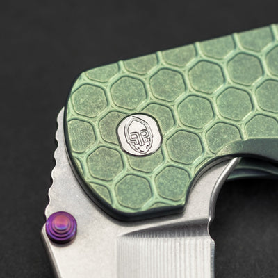 Knife - Pre-Owned: Grimsmo Norseman #2113 (Custom)