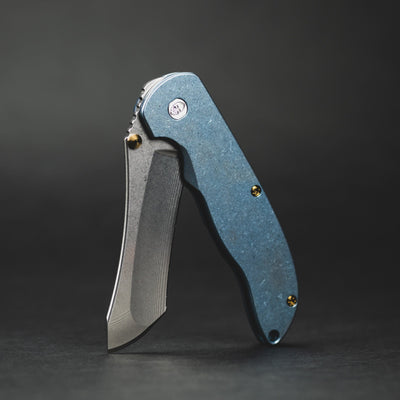 Knife - Pre-Owned: Grimsmo Norseman #2348 (Custom)