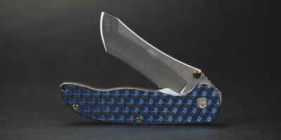 Knife - Pre-Owned: Grimsmo Norseman #2434 (Custom)