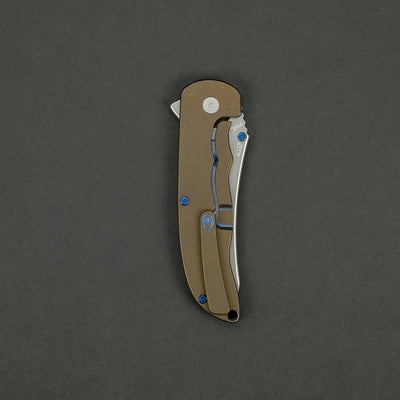 Knife - Pre-Owned: Grimsmo Norseman #2506 (Custom)